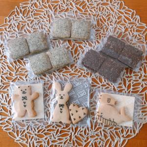 菓子工房ichieさんでお菓子を。