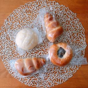 パン工房ア・レーズさんのパン