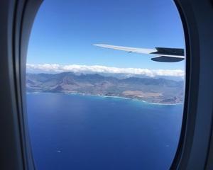 新婚旅行in ハワイ Day1 シャトルバスの紹介