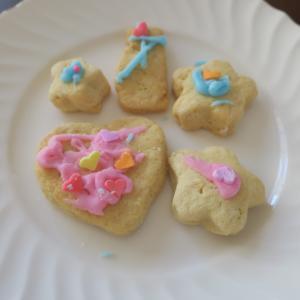 ゆっちゃんからハロウィン手作りクッキーが届く!