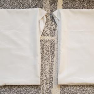 長襦袢の袖が完成