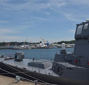 護衛艦てるずきが南シナ海などでアメリカ、オーストラリア両海軍と共同訓練を実施!