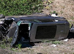 タイガーウッズ選手の自動車事故の原因!韓国製見た目だけ高級SUVの安全性に疑惑!