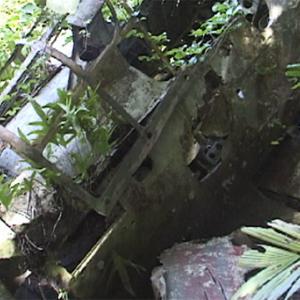 英霊の遺骨収集で激戦の島に入ると戦場そのものが!第69話 日本軍は強かった!