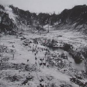 激戦の島ペリリュー島85万発の艦砲射撃でジャングルは荒野に!第69話 迎え撃つ!