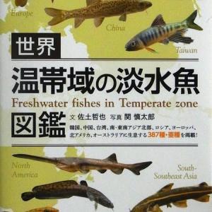 『世界 温帯域の淡水魚図鑑』を見終えて