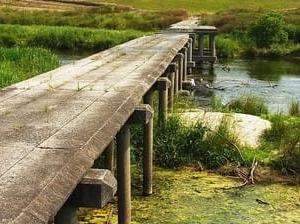 ナガメ:沈下橋眺めるか!