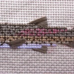 イトウ&ベステルの刺繍:とーとバッグ作品Ⅳ