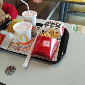 マクドナルドと私