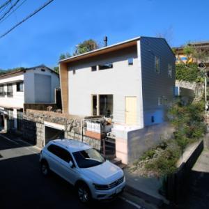 アウトドア大好き家族のリノベ住宅が完成しました!
