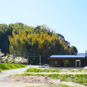 糸島「大庇の家」が完成しました。