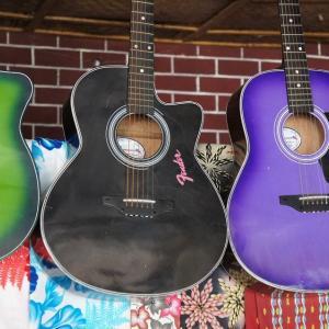 街の小さな楽器屋さんは、実はミュージシャンとしてはありがたすぎることしかない