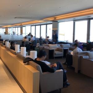 新千歳空港のANAラウンジは混雑必至。2017年9月リニューアル後の訪問記。