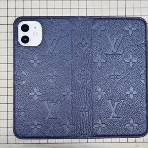 ルイヴィトンスマホケース iphone12用改造
