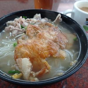 懐かしい雰囲気のチャーチャンテン(茶餐廳)、香港風情とベトナム風情。開楽粉麺飯茶餐廳(新蒲崗)ベトナム式アフタヌーンティセットHK$35-