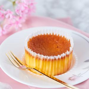 コンビニスイーツ・セブンイレブン バスクチーズケーキ
