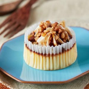 コンビニスイーツ・ローソン プレミアムバスチー バスク風チーズケーキ