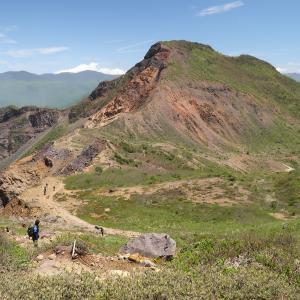 櫛ヶ峰、磐梯山、猫魔ヶ岳(その1)
