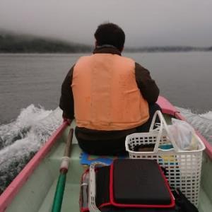 久しぶりの木崎湖