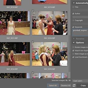 写真をダウンロードする最良の方法は? Zoner Photo Studio Xにインポートする!