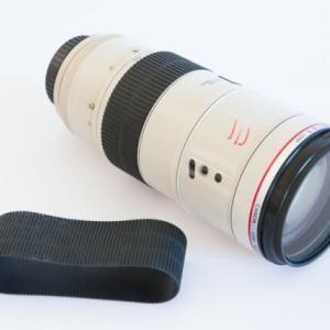 雨からカメラを保護する