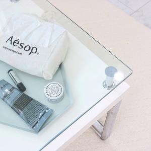 使わないAesopの保存袋のリメイク〜改正版〜