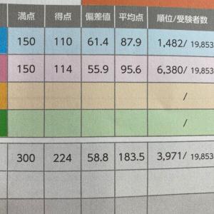全国統一小学生テスト結果〜