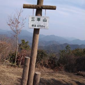 三草山 参上🐾