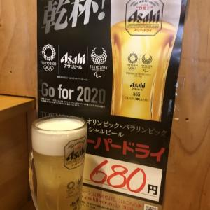 夏至も過ぎて、暑さも一段と生ビールが旨い! (^o^)