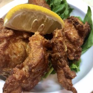 自家製 若鶏の唐揚げ  660円  【税込価格】( ◠‿◠ )