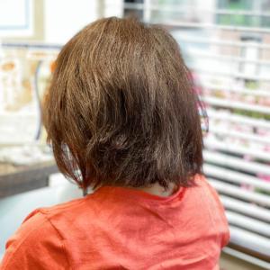 ショートスタイルの縮毛矯正。ホームケアのポイントは?