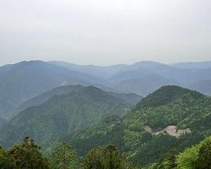 紀伊の山を走ってきました