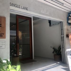 Single Lane Speciality Coffee@プラカノン