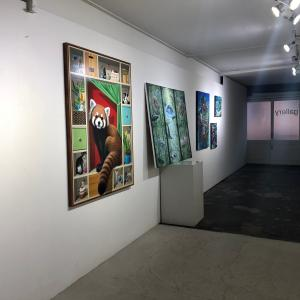 COMBINE/BAMI gallery アートフェア東京2021プレ展示