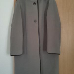 2年ぶりにコートを買いました!
