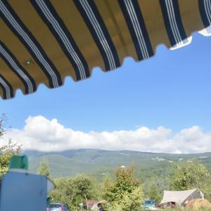 青空と草原が清々しい秋キャンプ〜無印良品カンパーニャ嬬恋キャンプ場〜②