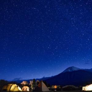 ミラクルなお天気のキャンプは星空もすごかった!写真部合宿に参加 ② 〜富士山YMCA〜