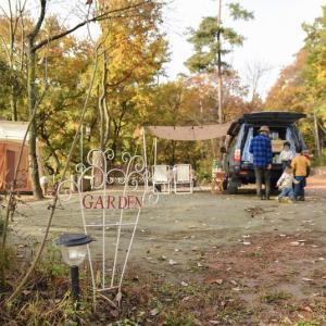 ゆるキャン△聖地はしごキャンプ②アメリカンを満喫 〜パインウッドキャンプ場〜