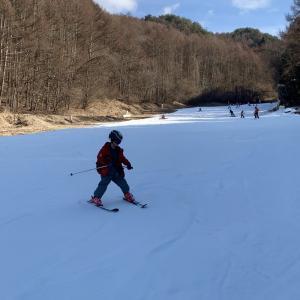 7歳長男、人生初スキー 〜佐久スキーガーデン パラダ〜