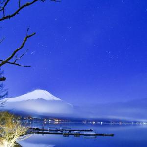 冬の富士山キャンプは富士山から目が離せなかった〜小田急山中湖フォレストコテージ〜②