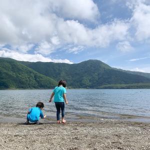 3ヶ月ぶりのキャンプはSUPキャンプ!〜自由キャンプ場〜
