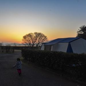 春の琵琶湖へ大遠征②〜マイアミ浜オートキャンプ場〜