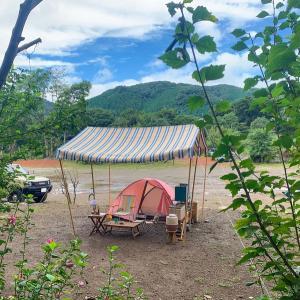 2回目の母子キャン!かわいいだらけのイベントキャンプ〜長瀞オートキャンプ場〜