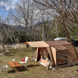 教えたくないくらい好きなキャンプ場①〜信州まるべりーオートキャンプ場