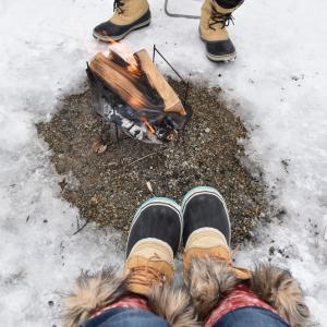 【TAKIBI掲載】冬キャンプにおすすめの暖房器具