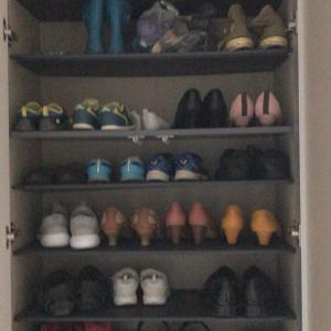 【妹宅】靴棚使いにくい問題!ゴールデンゾーンを意識すべし