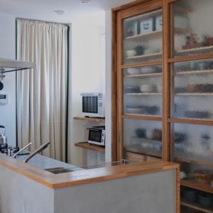 わが家の食器棚を公開<左側編> & お知らせ
