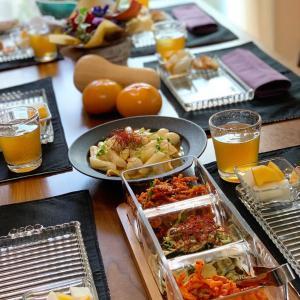 10月韓国料理教室