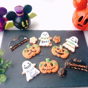 Halloween アイジングクッキーレッスン