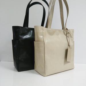 限定品 牛革フラウのバッグ/B.stuff